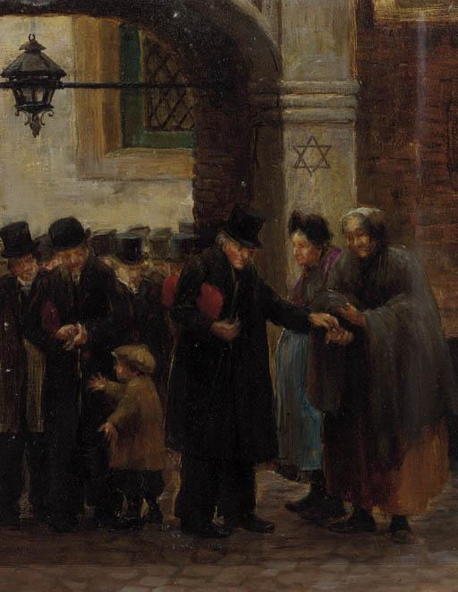 Carl August Streefkerk (Dutch, 1884-1968)
