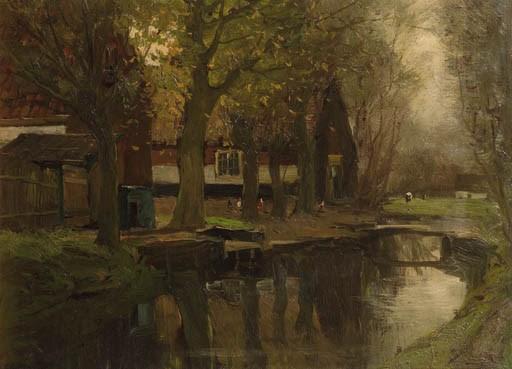 Charles Paul Gruppe (Dutch, 18
