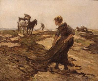 German Grobe (German, 1857-193