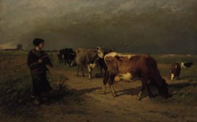 Richard Burnier (German, 1826-