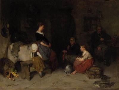 Carl Mayr Graz (German, 1850-?