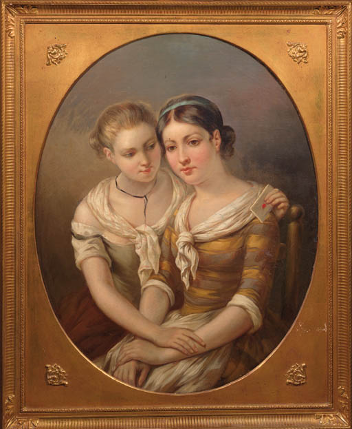 Carl Domschke (German, 1812-18