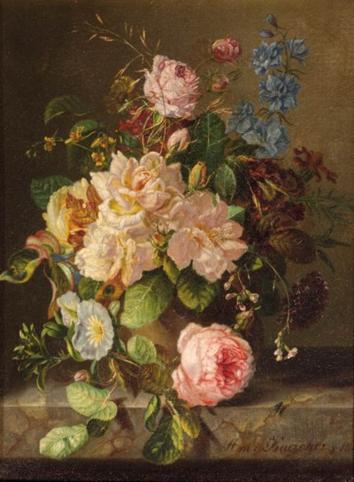 Amalie Kaercher (German, 19th