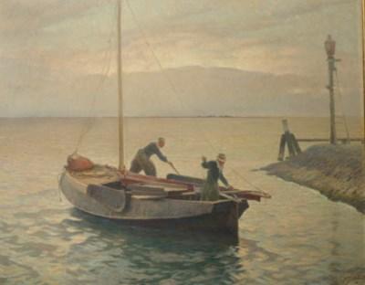 Antonie Pieter Schotel (Dutch,