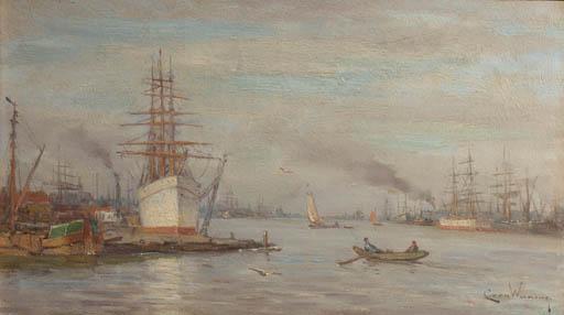 Kees van Waning (Dutch, 1861-1