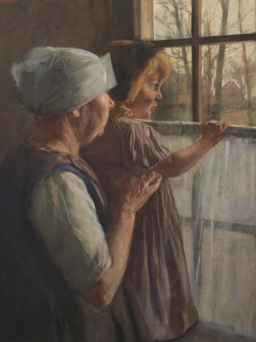 Heinrich Martin Krabbé (Dutch,
