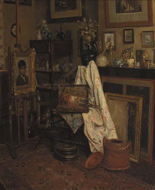 Jozef van Raaij (Dutch, 1898-1