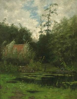 Willem Hamel (Dutch, 1860-1924