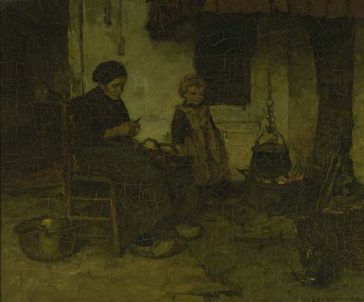 Johannes Evert Akkeringa (Dutc