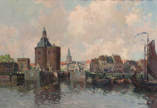 Gerard Delfgaauw (Dutch, 1882-