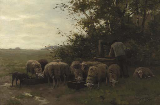 Willem Steelink Jun. (Dutch, 1