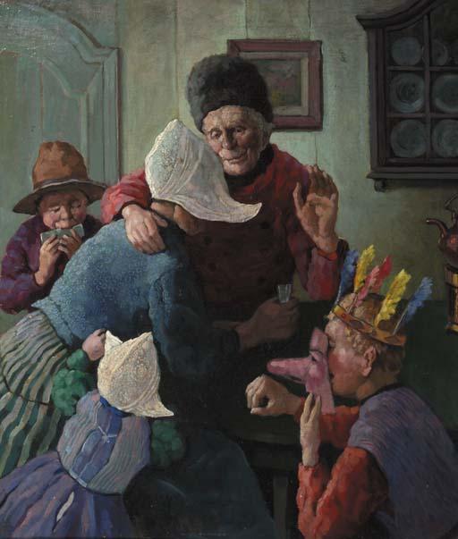 Georg Hering (German, 1884-193