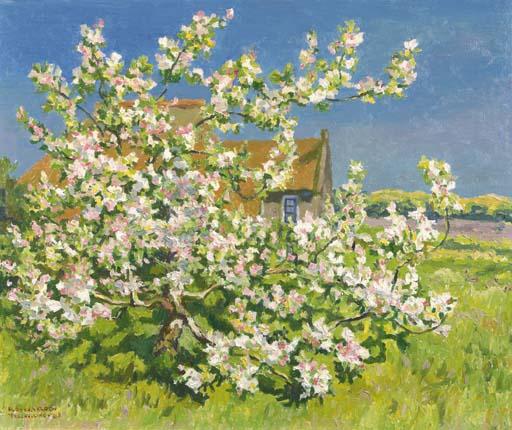 Ad Blok van der Velden (1913-1