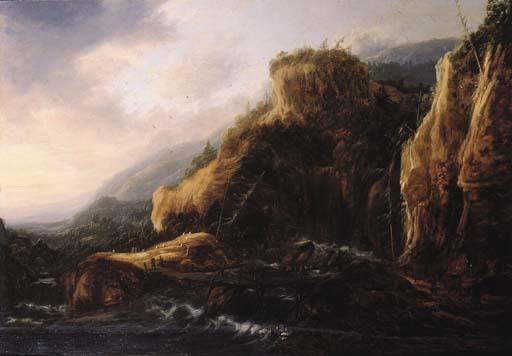 Gillis Peeters I (1612-1653)