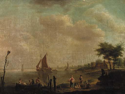 Circle of Hendrik Willem Schwe