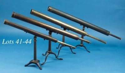 A 19th Century brass 2in. refr