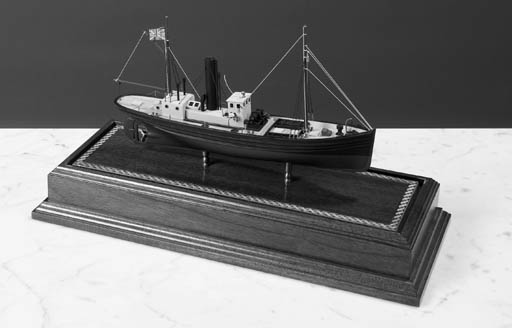 A detailed model of an early 2
