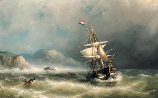 Nicolaas Riegen (1827-1889)