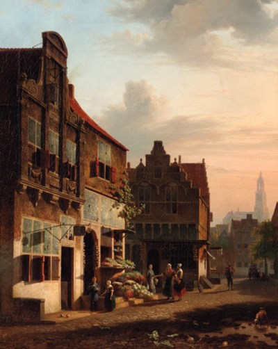 Georg Andries Roth (Dutch, 180