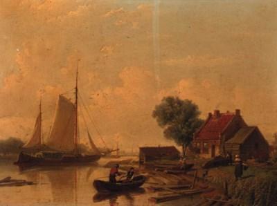 Johan Adolphe Rust (Dutch, 182