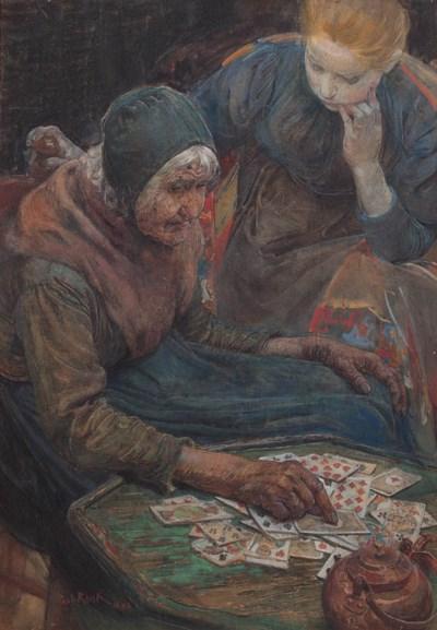 Paul Rink (Dutch, 1865-1903)