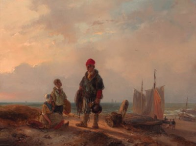 Andreas Schelfhout (Dutch, 178