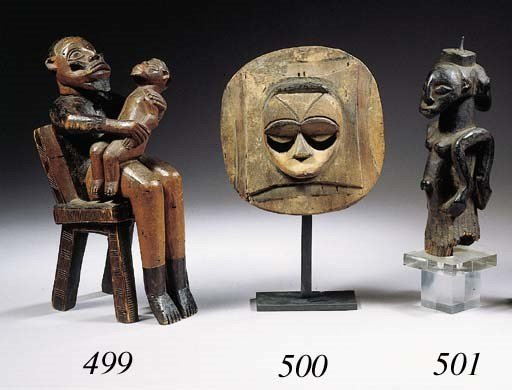 A CONGO OR EAST AFRICAN FIGURE