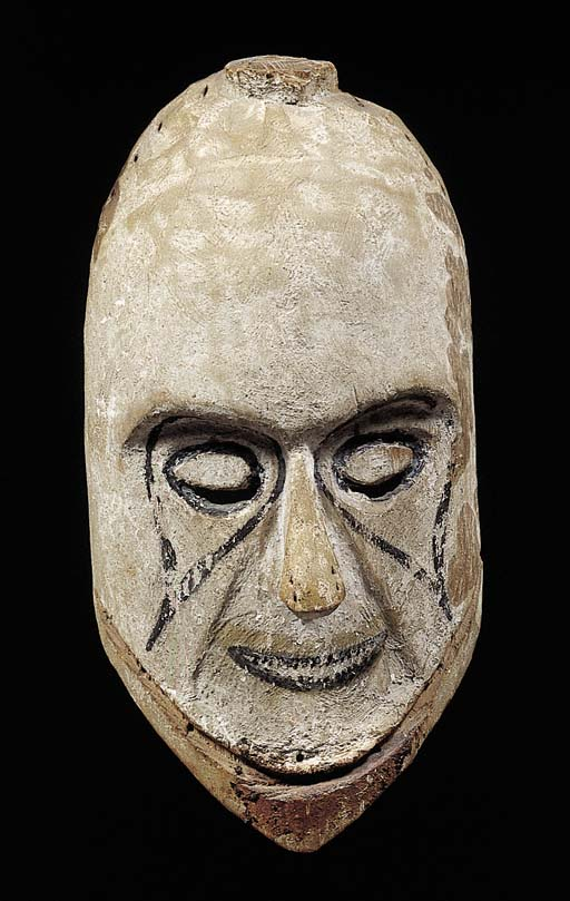 A NEW BRITAIN MASK
