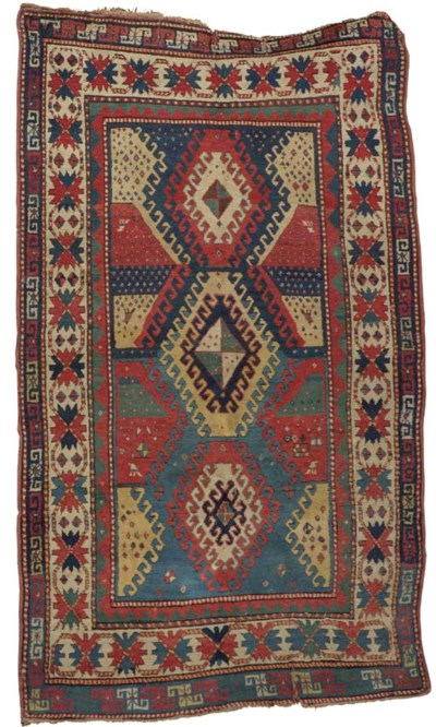 An antique Borjalu Kasak