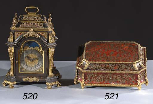 A Napoleon III ormolu-mounted,