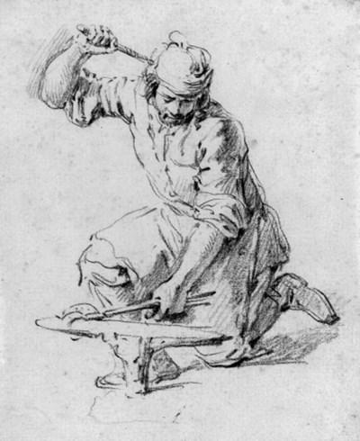 Attributed to Pieter van Bloem