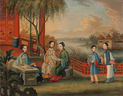 Chinese School, mid 19th Centu