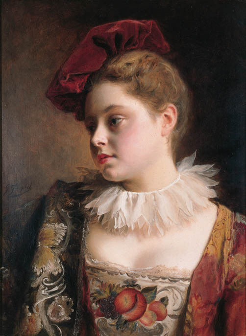 Gustave Jean Jacquet (French,