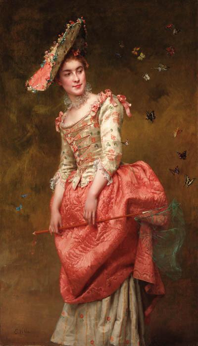 Emile Villa (French, late 19th
