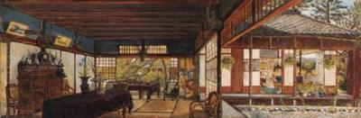 English School, circa 1850