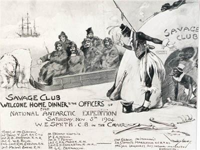 British National Antarctic Exp