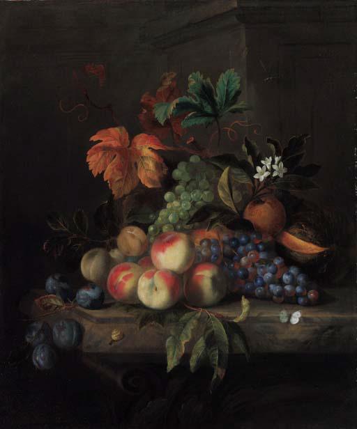 Jacob Bogdani (Eperjes 1658-1724 London)