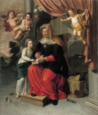 Peter van Lint (Antwerp 1609-1
