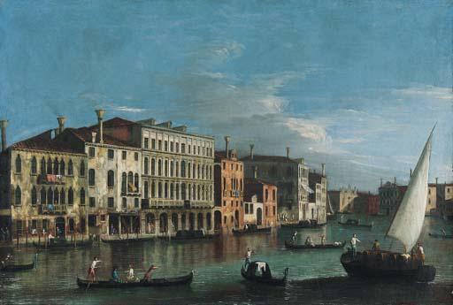 The Master of the Langmatt Foundation Views (active Venice c. 1740-c. 1770)