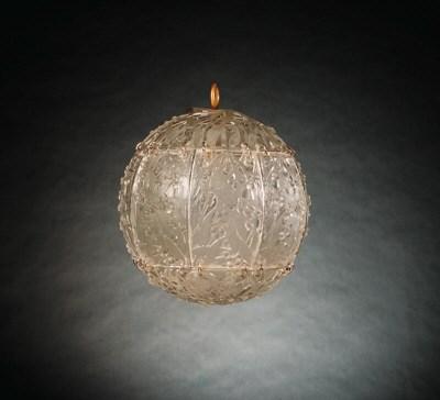 'Boule de Gui', A Moulded Glas