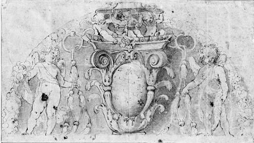 Circle of Agostino Carracci (1