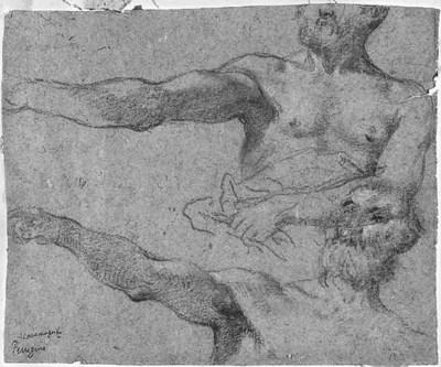 Luigi Scaramuccia, il Perugino