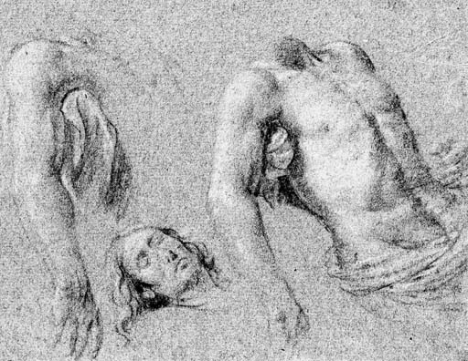 Circle of Simon Vouet (1590-16