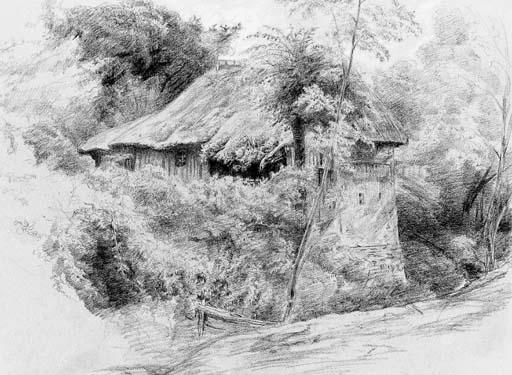 Paul Huet (1803-1869)