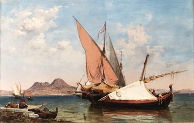 Edward William Cooke (1811-188