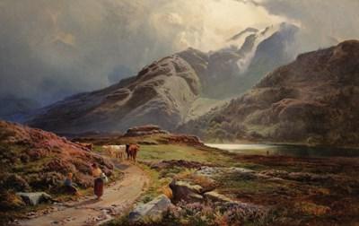 Sidney Richard Percy (1821-188