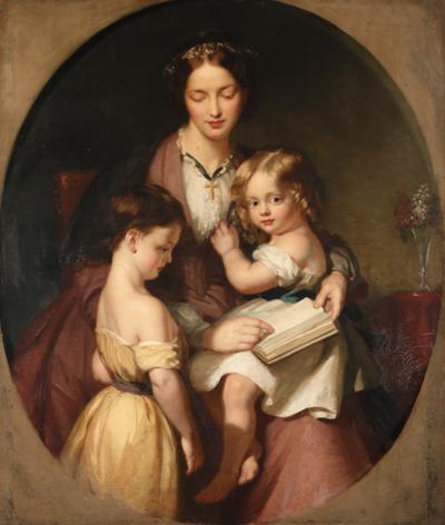 John Lindsay Lucas (1807-1874)