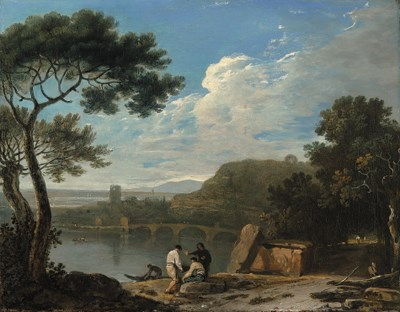 Richard Wilson, R.A.  (1713-17