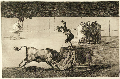 Francisco de Goya Lucientes (1