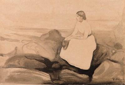 Edvard Munch (Norwegian, 1863-